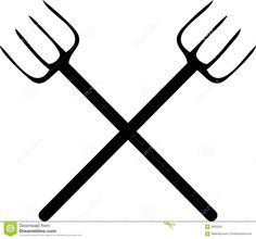 Pitchfork clipart Pitchfork Search art the