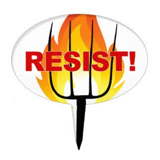 Pitchfork clipart torch #13