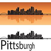 Pittsburgh clipart Clip in background in Pittsburgh