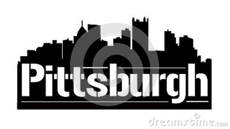 Pittsburgh clipart Skyline (76+) Clip pittsburgh city