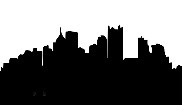 Pittsburgh clipart Of  City Pittsburgh Clipart