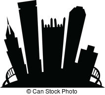 Pittsburgh clipart Art clipart Pittsburgh Pittsburgh the