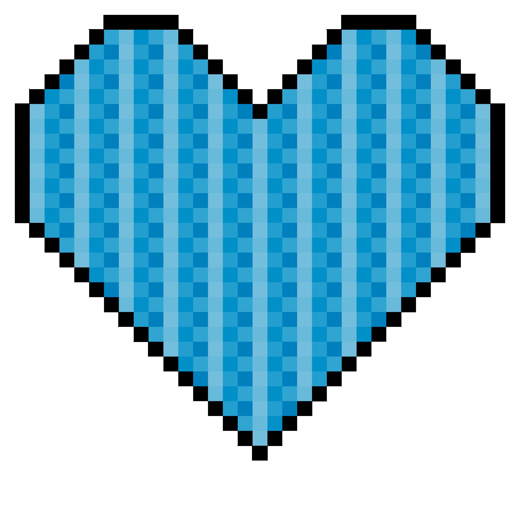 Pixel clipart Pixel Clipart pixel Heart art