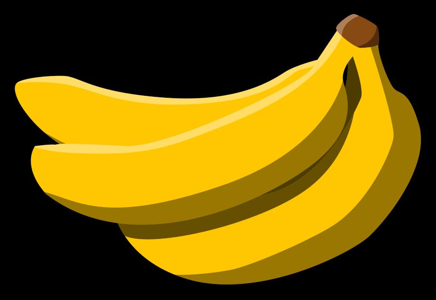 Pixel clipart banana Clip Clip Art Images Free