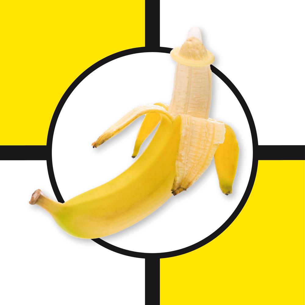 Pixel clipart banana DotHIV jovoto Aids / A