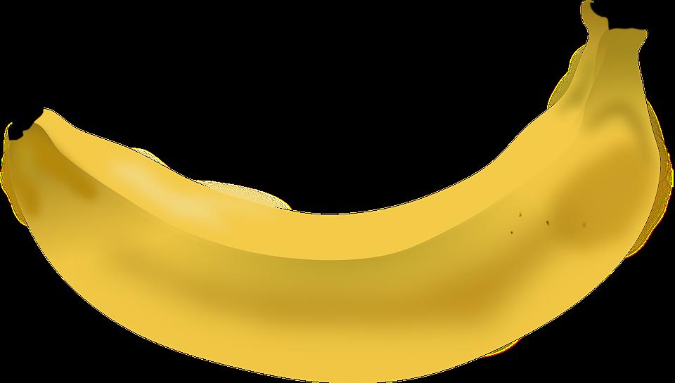 Pixel clipart banana Fresh Fruit Fruit Healthy Food