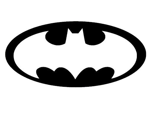 Pixel clipart batman symbol Free Free NextInvitation  Template