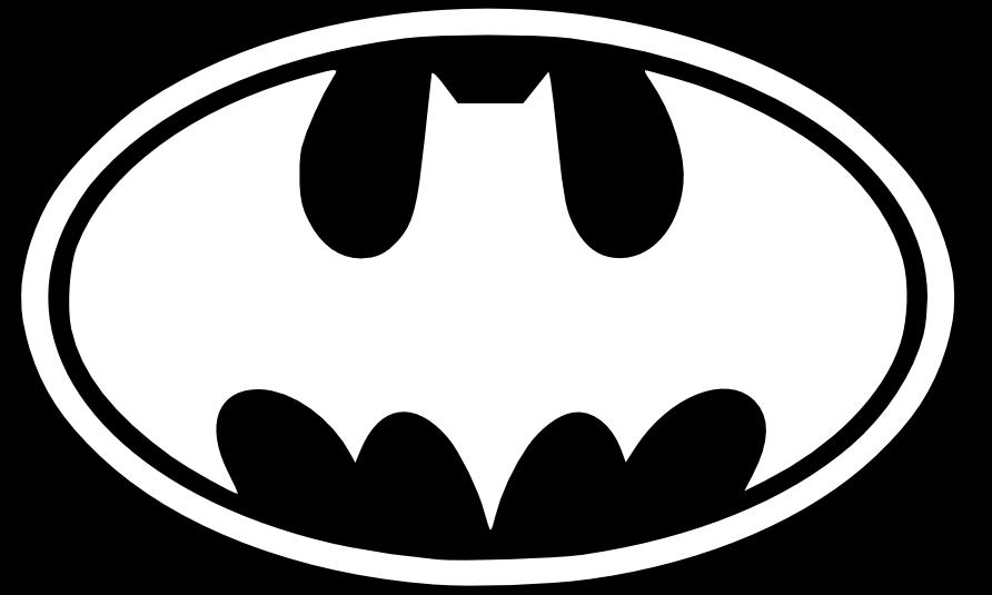 Pixel clipart batman symbol Free Free library  Symbol