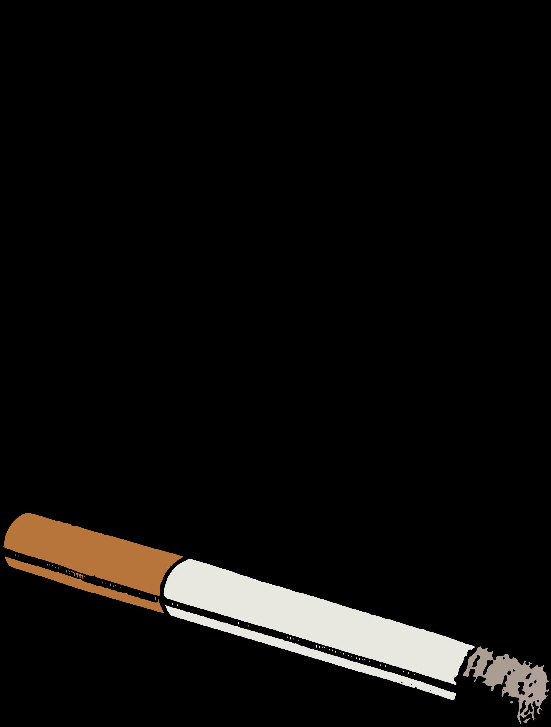 Cigarette clipart transparent Cigarette and Colour Icons #1373