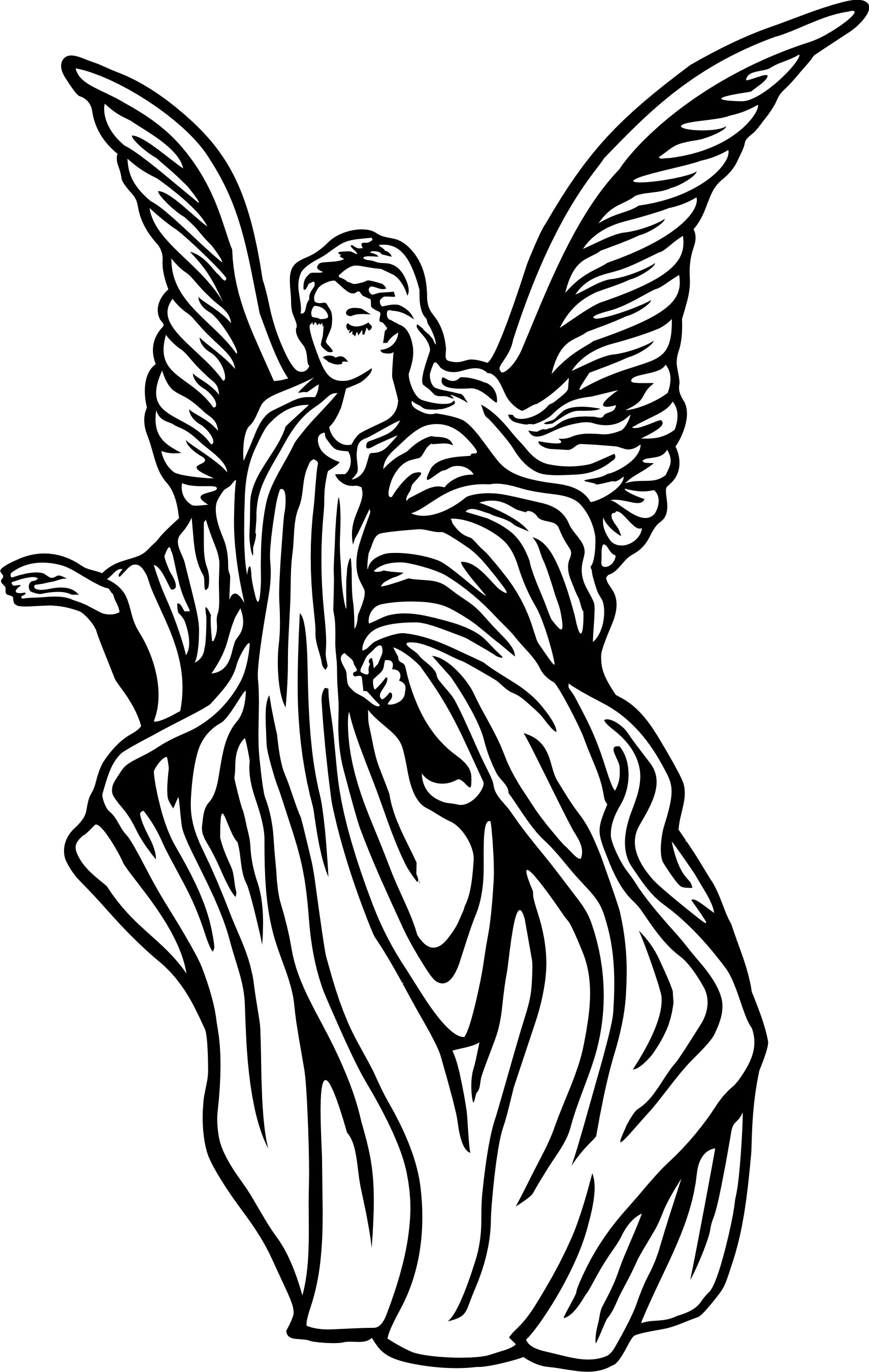 Wings clipart guardian angel Wings pictures Angel wings Cartoon