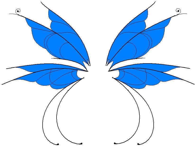 Wings clipart pixel art Innocentchild Dr Innocentchild pixel fairy