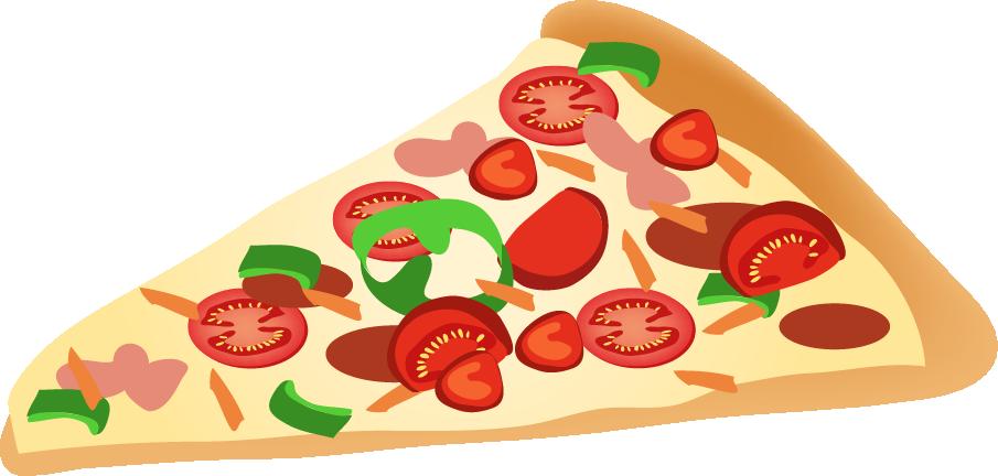 Pizza clipart heart shape Pizza Clip & Art Public