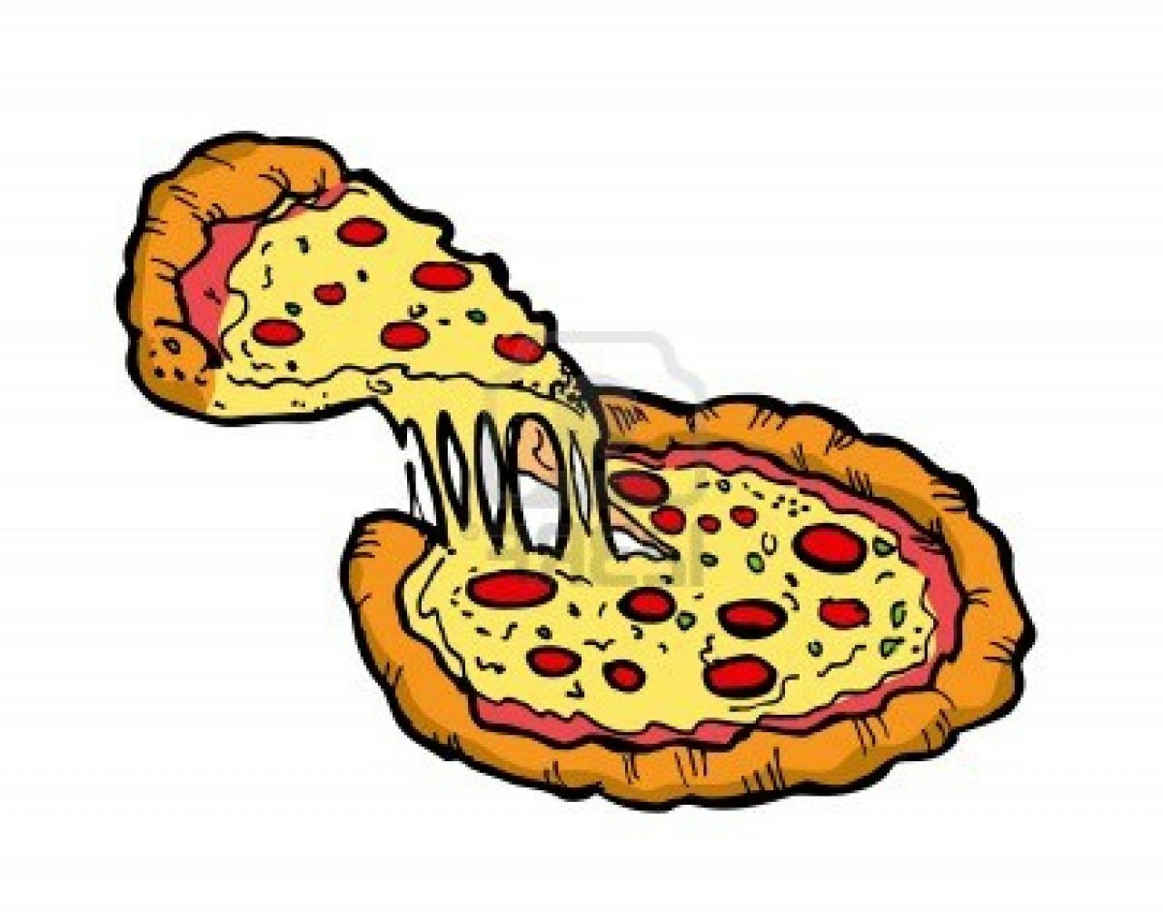 Pizza clipart pizza restaurant Clipart Images Free Download Free