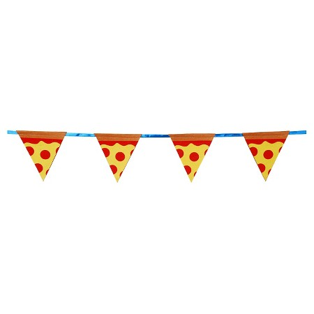Pizza clipart banner : Banner Count) Spritz Pizza