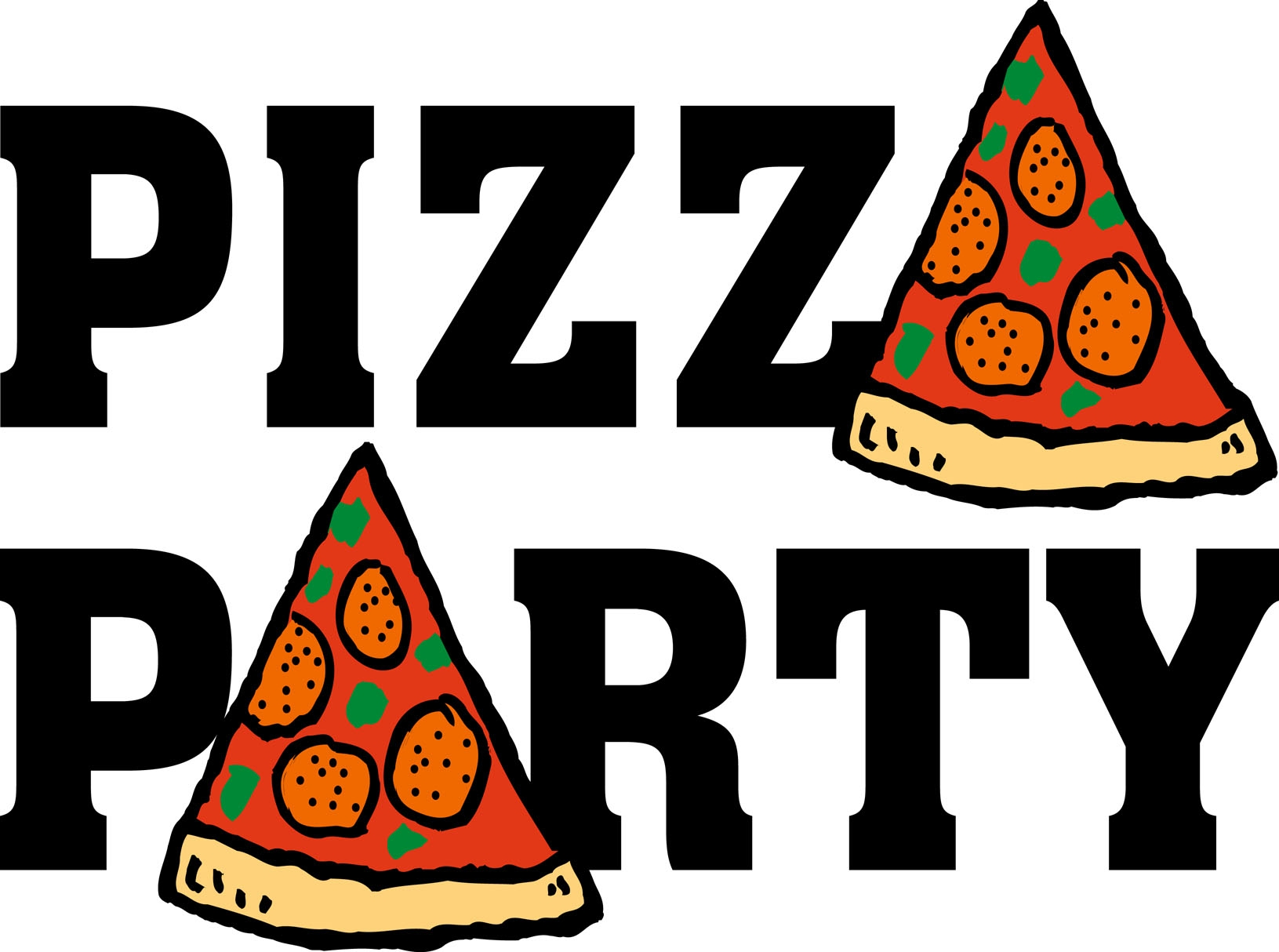 Pizza clipart banner Clipart Party Party Banner Clipart