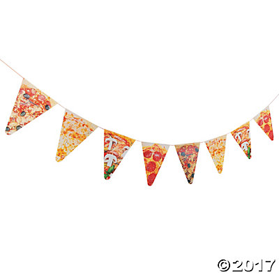Pizza clipart banner Pennant Banner Pennant Banner Pizza