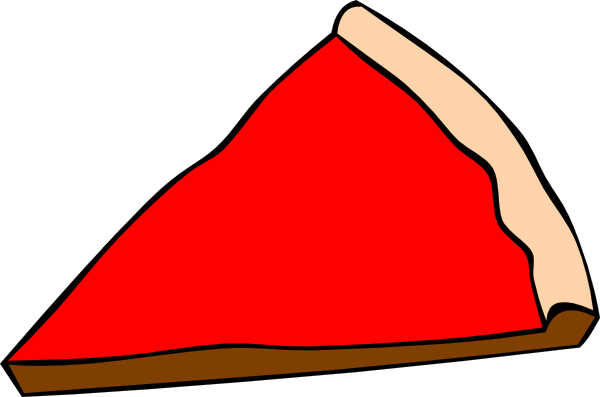 Pizza clipart blank Clipart Blank Clipart Slice Blank