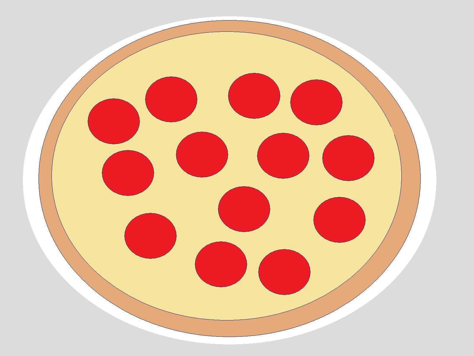 Pizza clipart cartoon Food Hd Pizza Art n