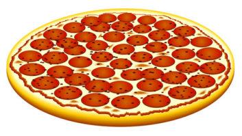 Pizza clipart circle ClipartWar Download 1439 Pizza com