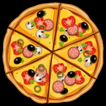 Pizza clipart circle ClipartWar Images 1439 Clipart com