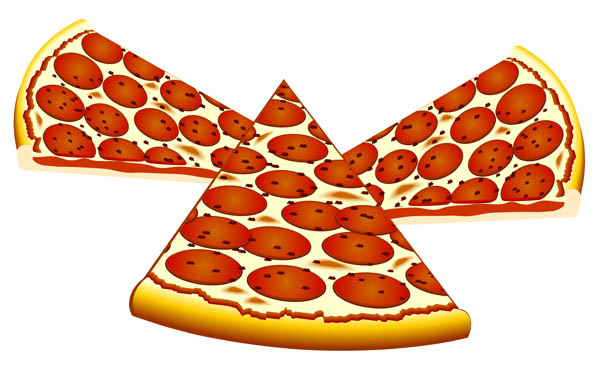 Pizza clipart clear background Free Pizza no background images