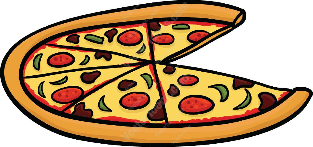 Pizza clipart clear background No Pizza A Slice collection