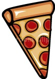 Pizza clipart clear background Blog Remembering Rustica The Remembering