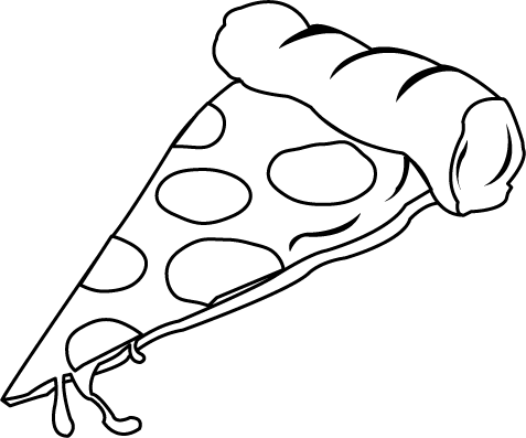 Pizza clipart fast food Free Food  Clipart Fast