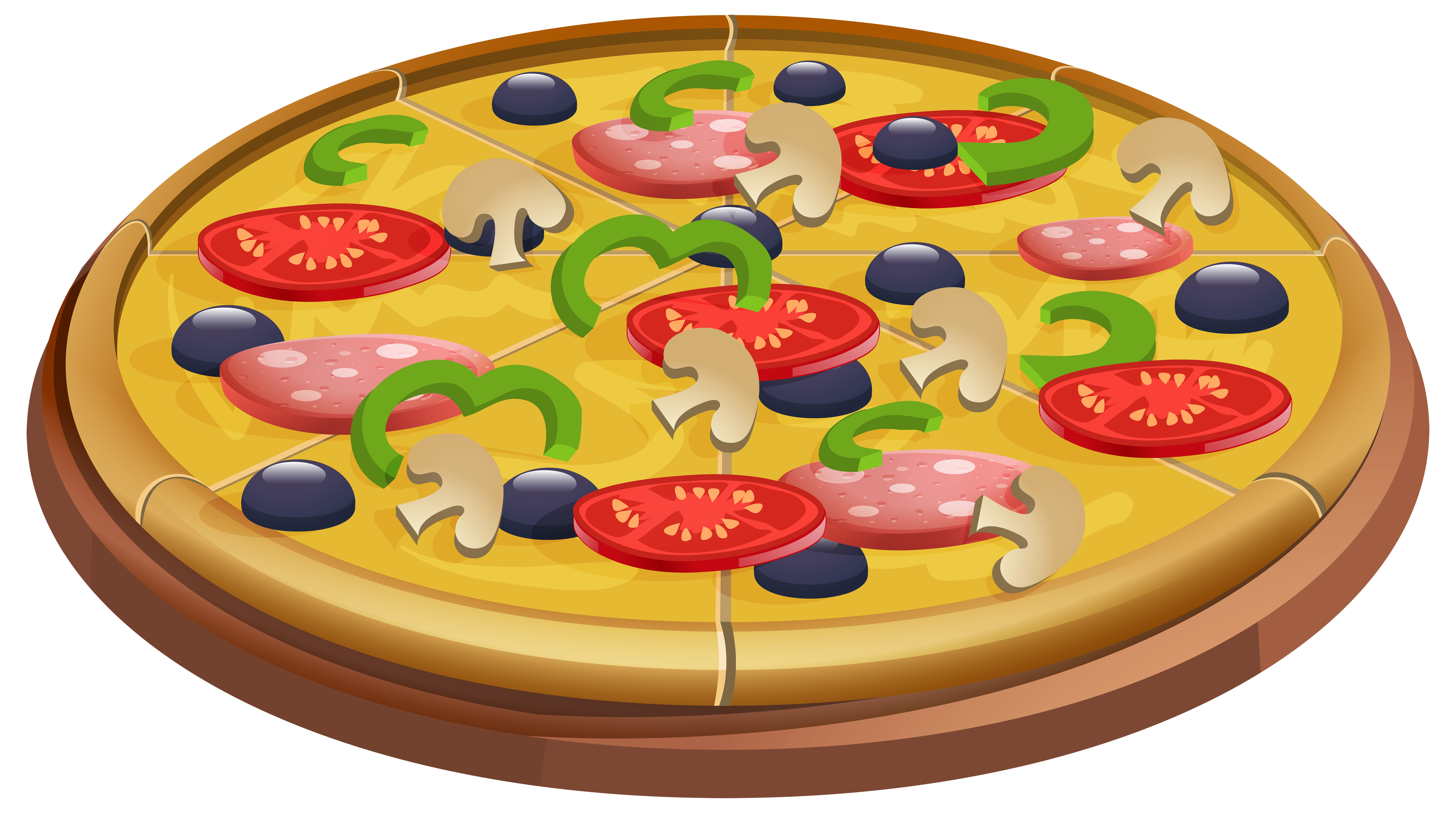 Halloween clipart pizza Quality  Image View Art