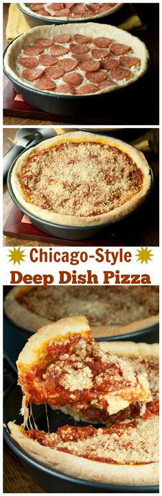Pizza clipart main course On Chicago  Italian language