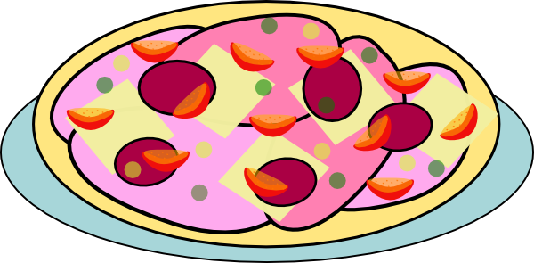 Pizza clipart pink Images whole%20clipart Pizza Clipart Free
