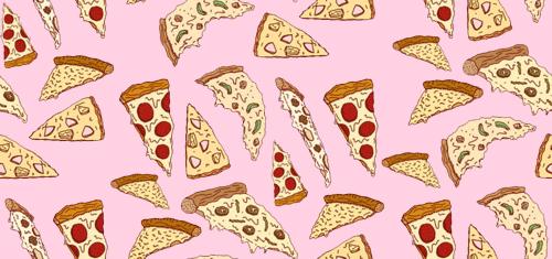 Pizza clipart pink  pizzaaaaaaaaaaa pizzapizza by shared