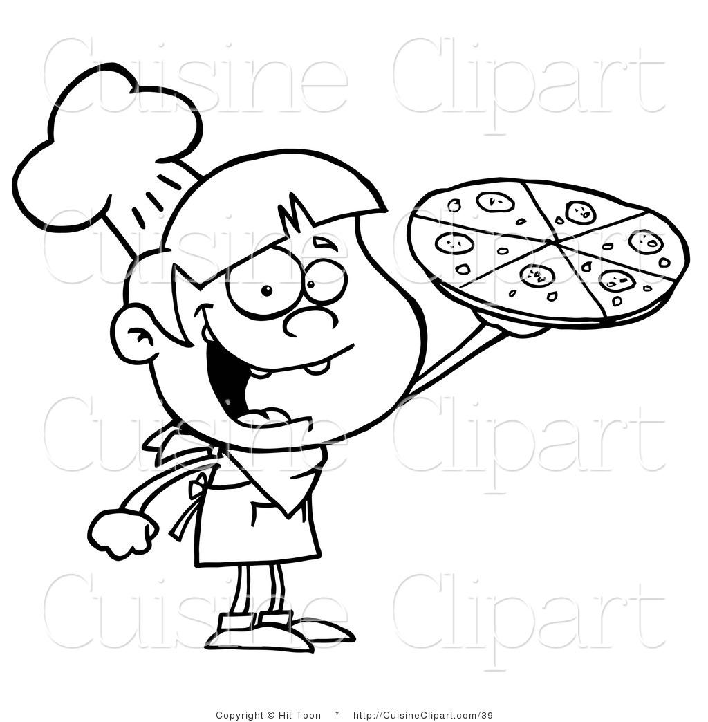 Pizza clipart pizza boy A Pie of a Pie