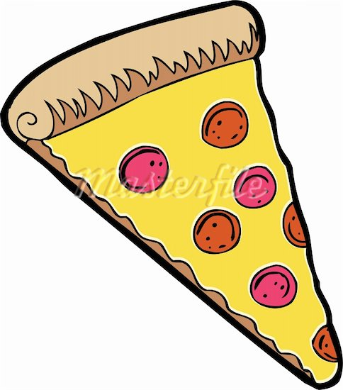 Pizza clipart pizza crust Crust Crust Collection Thin Clipart