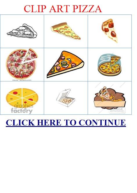 Pizza clipart pizza sauce CLIP CLIP ART PIZZA ART