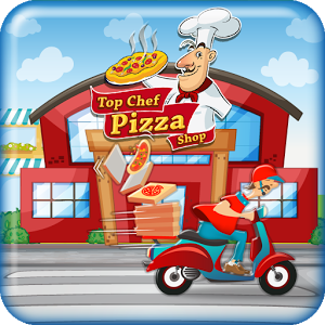 Pizza clipart pizza shop Google Chef) Pizza on Android
