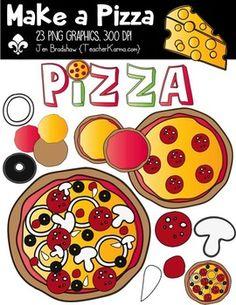 Pizza clipart realistic Pizza Teacher  a Realistic