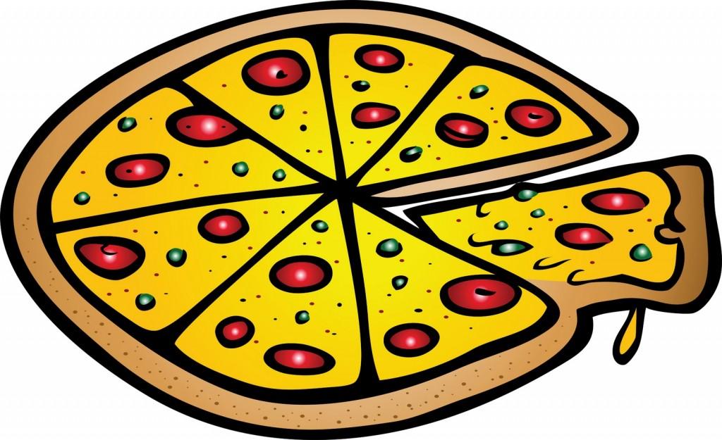 Pizza clipart yellow Pizza com Pizza Clip Art