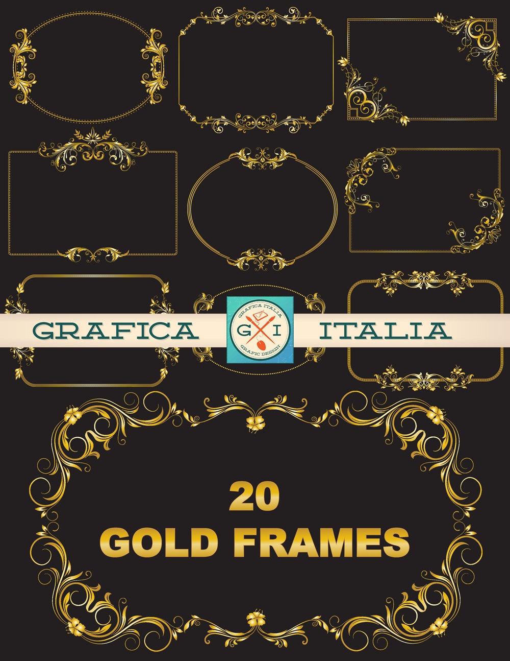 Pl clipart background Decorative Frame This  digital