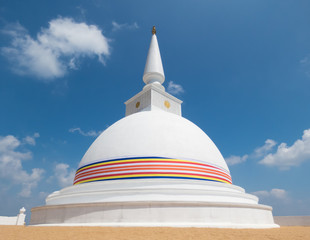 Dome clipart buddhist temple Clouds flag
