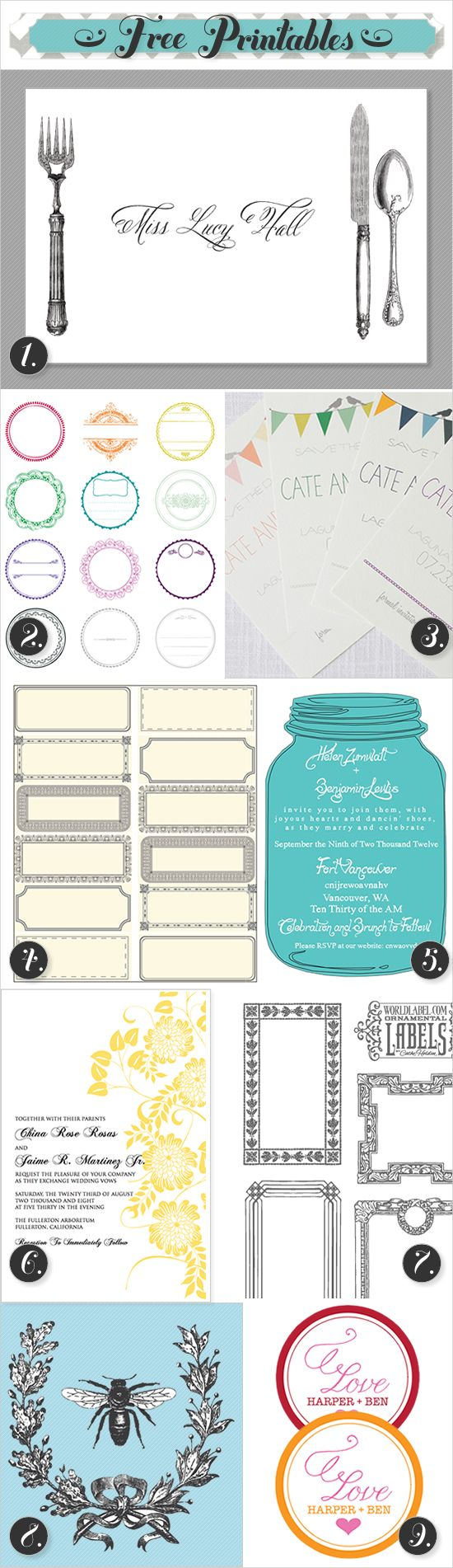 Pl clipart community printable PRINTABLES 73 on printable invitations