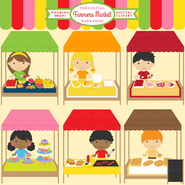Pl clipart farmers market stall 13 Clipart  your your