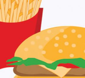 Pl clipart fast food restaurant Australian Recognise burger? Guide that