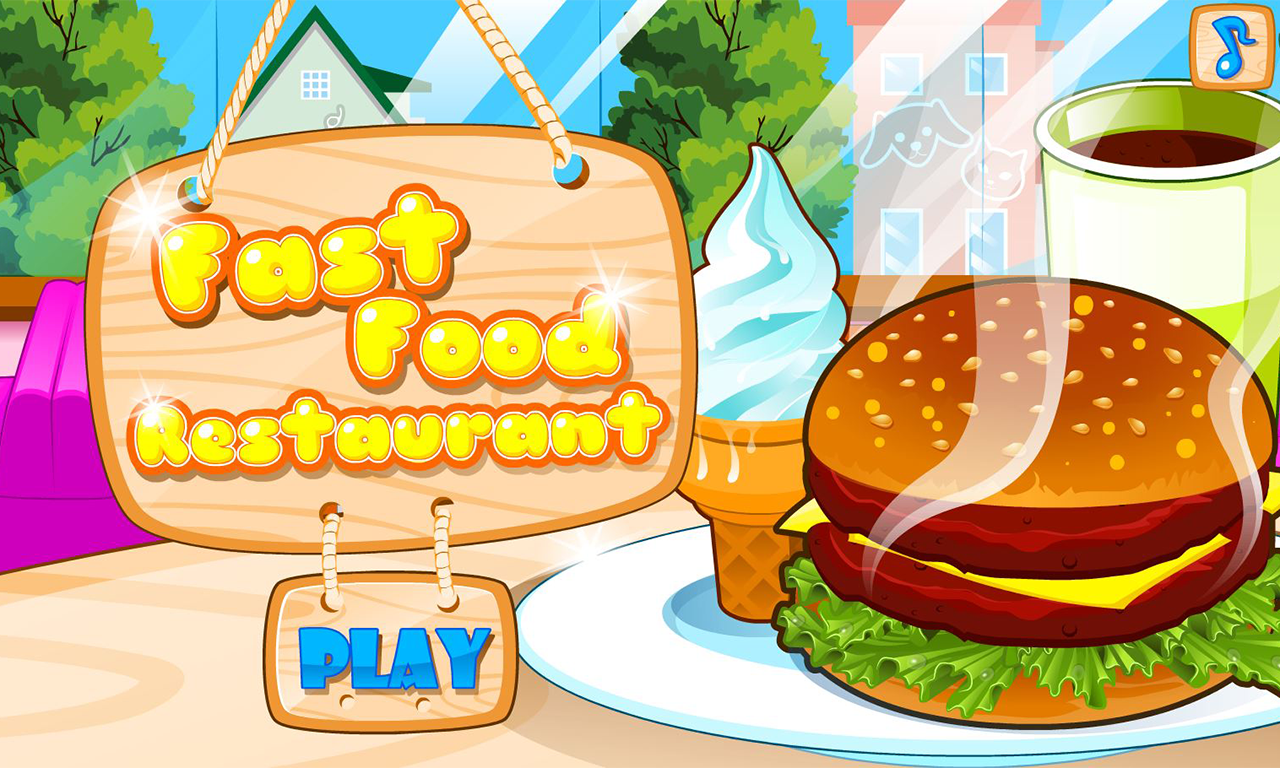 Pl clipart fast food restaurant Food Fast restaurant Apps Play