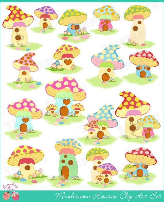 Mushroom clipart wallpaper Clipart: best 31 about Mushroom