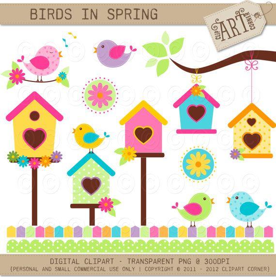 Bird House clipart fence Clipart / Garden about best