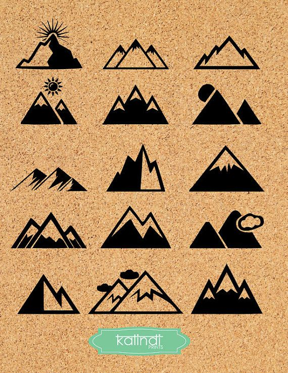 Pl clipart journey ID#CL6 Best Mountain Mountain clipart