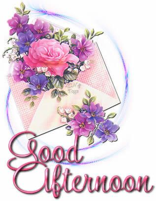 Resort clipart good afternoon Good afternoon Greetings Good Facebook