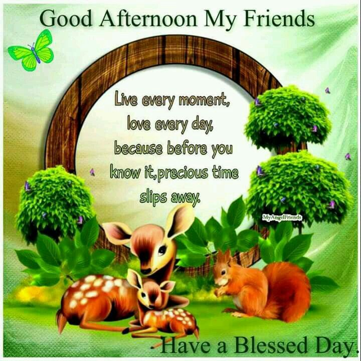 Pl clipart morning afternoon evening And and relax★♥★ Good sister
