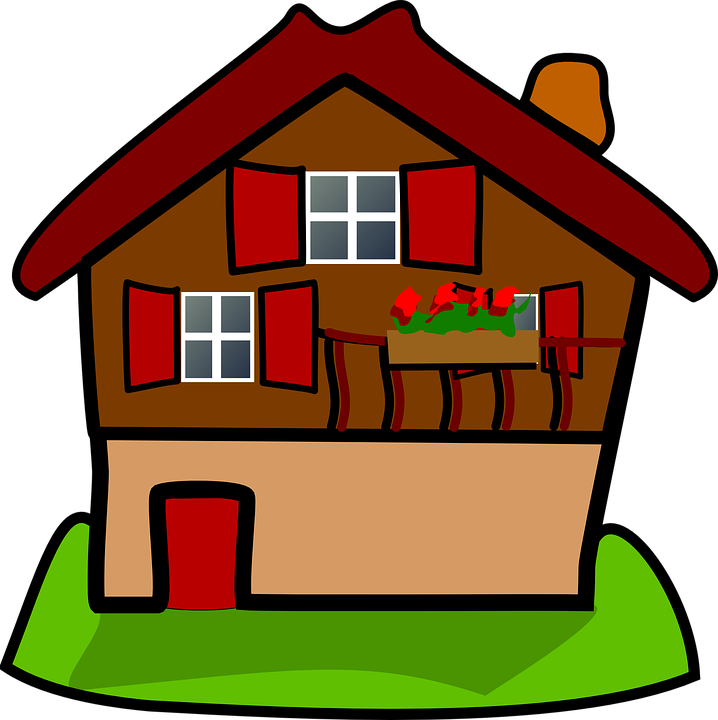 Pl clipart moving house #3